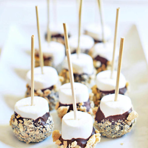 S'Mores on a Stick by FamilySpice.com