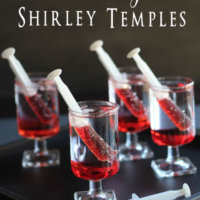 Bloody Shirley Temples