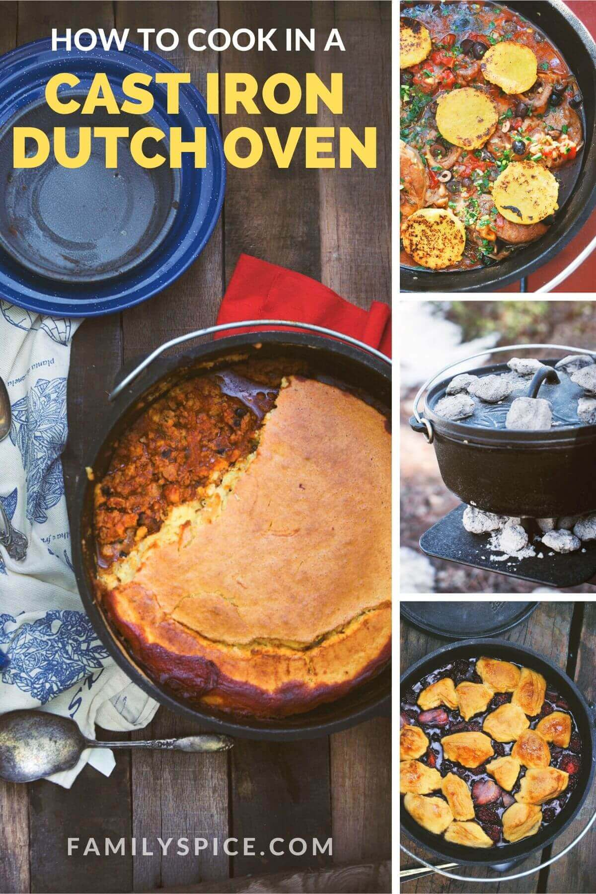 How To Cook In A Dutch Oven Family Spice