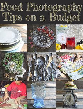 Whether you are starting a new blog or a seasoned veteran looking to improve your skills, I share what I have learned these 9+ years blogging with these Food Photography Tips on a Budget - by FamilySpice.com