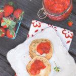Strawberry Rhubarb Jam by FamilySpice.com