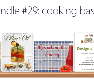 Cooking Basics eCookbook Bundle of the Week