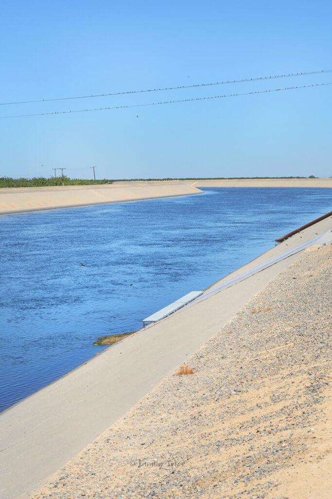 The California Aquaduct