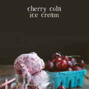 Cherry Cola Ice Cream by FamilySpice.com