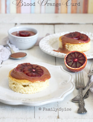 A Touch of Sweet: Blood Orange Curd