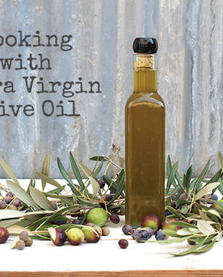 Olive Oil Cooking Classes with Video by FamilySpice.com
