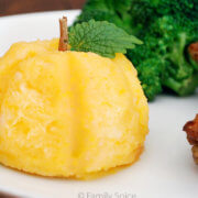 Pumpkin Mashed Potatoes by FamilySpice.com