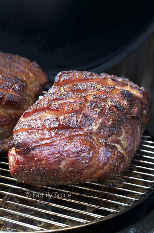 Pork Roast on the Grill by FamilySpice.com