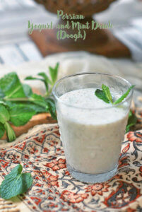 Doogh - Persian Yogurt Drink with Mint by FamilySpice.com