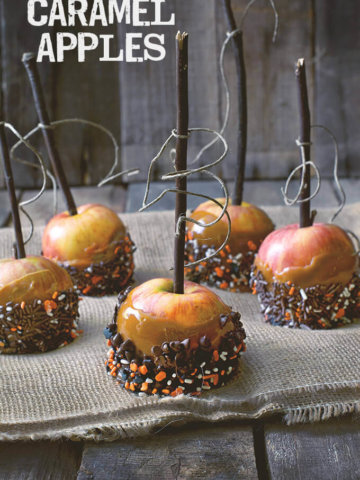 Caramel Apples by FamilySpice.com