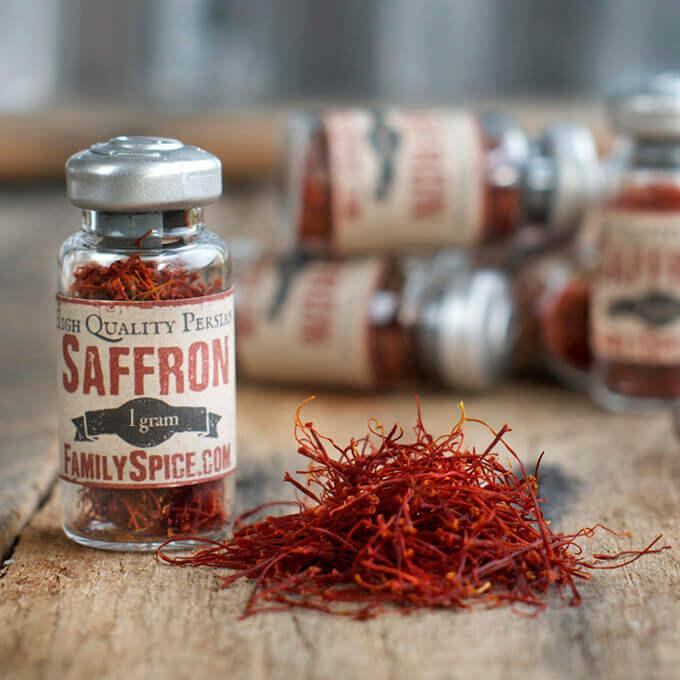 Premium Grade Persian Saffron