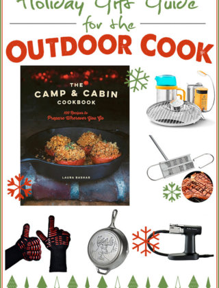 Holiday Gift Guide for the Outdoor Cook