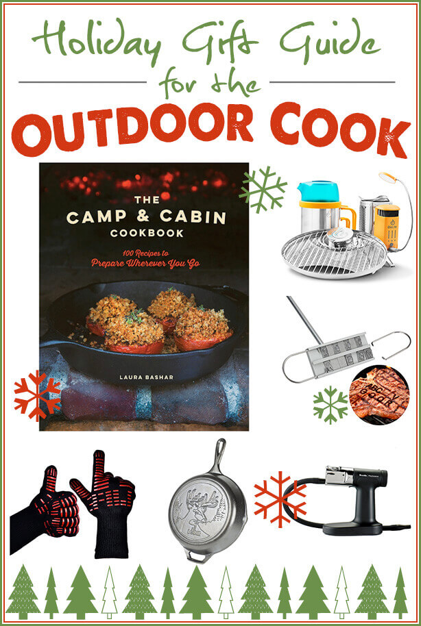 If you have an outdoor cooking enthusiast in your life then this Holiday Gift Guide for the Outdoor Cook will help you with your shopping! - FamilySpice.com