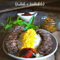 Koobideh Kabob (Persian Ground Beef Kabob)