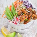Crazy Cuizine Teriyaki Chicken Buddha Bowls by FamilySpice.com