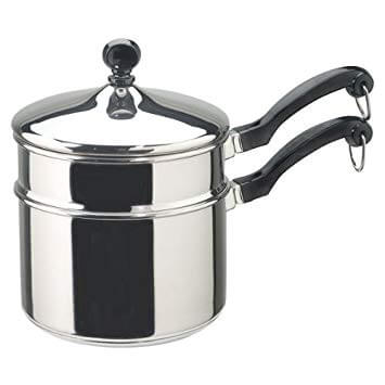 Stainless Double Boiler