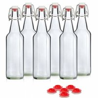 Swing Top Glass Bottles