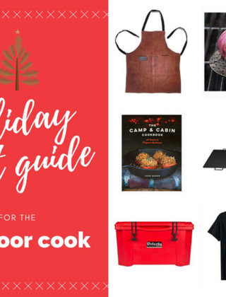 Holiday Gift Guide for the Outdoor Cook by FamilySpice.com