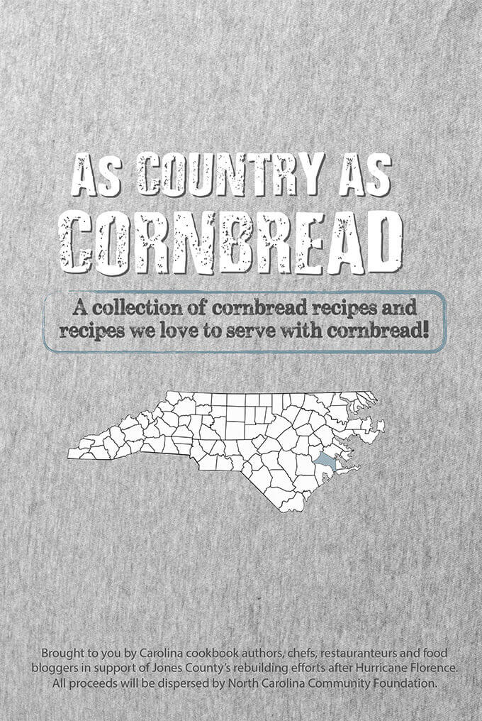 Cover to the ebook 'As Country As Cornbread' -- FamilySpice.com