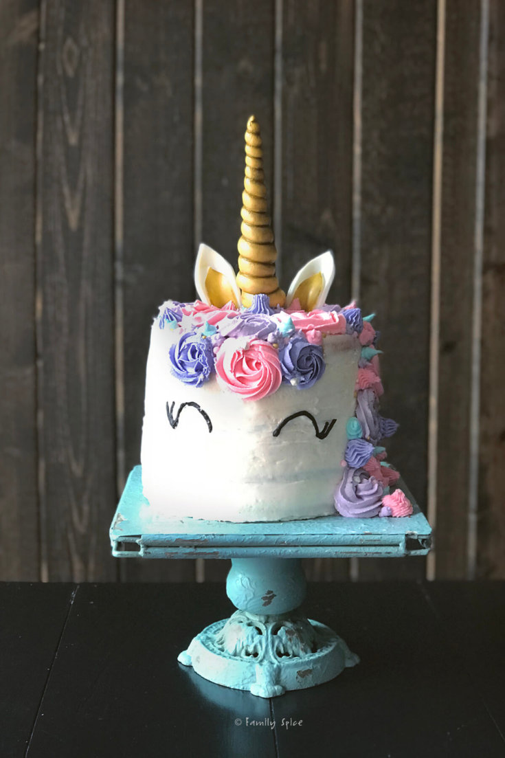 Enjoyable Everything On How To Make A Unicorn Cake With Rainbow Layers Funny Birthday Cards Online Barepcheapnameinfo