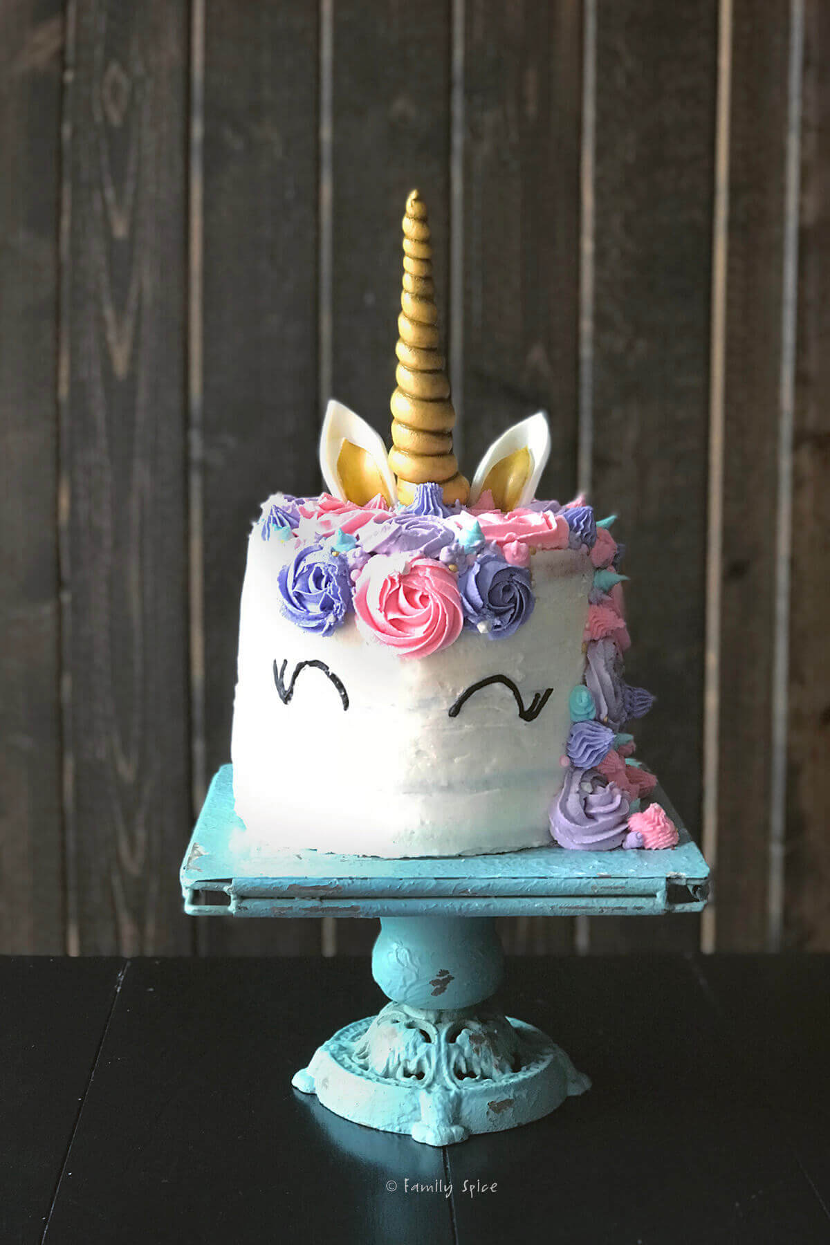 Super Everything On How To Make A Unicorn Cake With Rainbow Layers Funny Birthday Cards Online Hendilapandamsfinfo