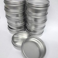 Clear Top Tins