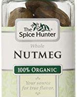 Organic Nutmeg