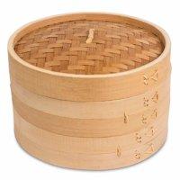 10 Inch Bamboo Steamer
