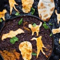Graveyard Chorizo Dip