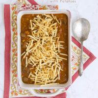 Instant Pot Khoresh Gheymeh (Persian Split Pea Stew)