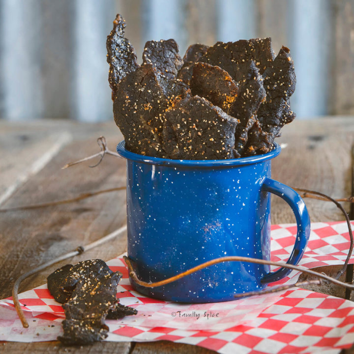 The Best Homemade Oven Beef Jerky