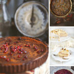 A collection of traditional and nontraditional thanksgiving desserts by FamilySpice.com