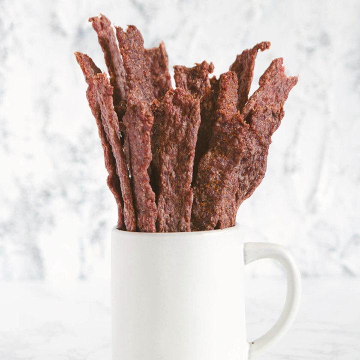 Koobideh Kabob Ground Beef Jerky