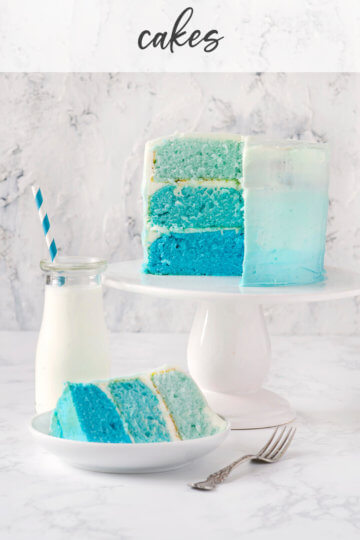 Dessert: Cakes