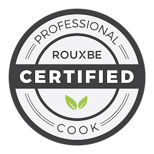 Rouxbe culinary school logo